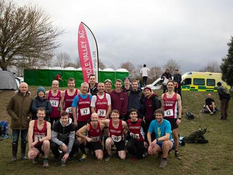 Surrey League XC - Men - Race 3 - Oxshott - Saturday 11th 2.30pm Start