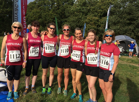Ladies Cross Country on 9th February - Calling all Ladies Club Runners!