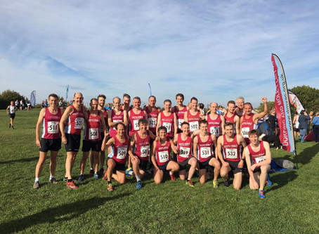 Surrey League XC - Message from Bruce!
