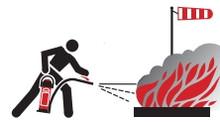 Cómo utilizar un extintor
