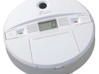 Seguridad contra el monóxido de carbono