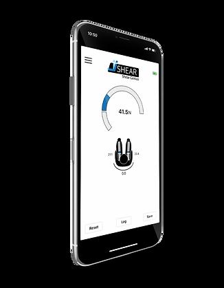 iShear-App-Live-Measurement-Side-left-10
