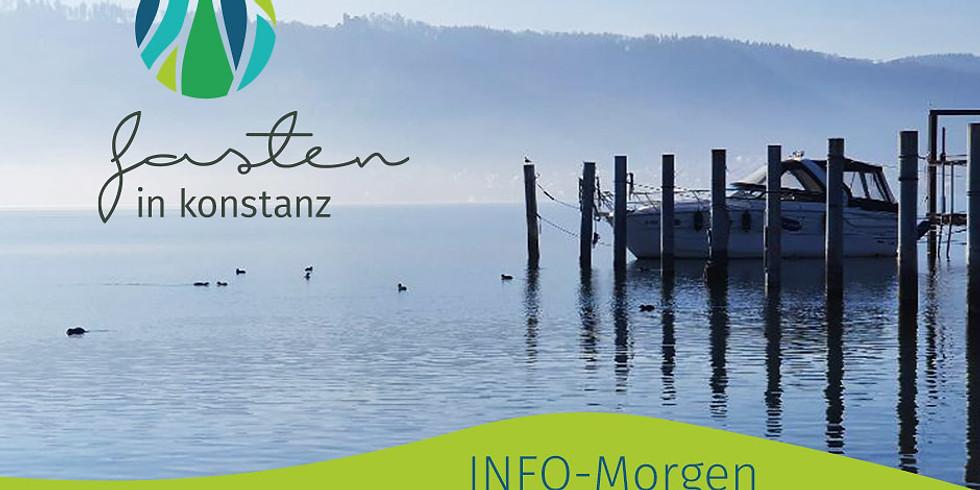 Fasten am Wohnort - Konstanz