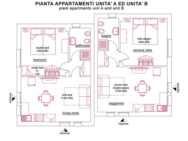 villa ara appartamento torre stelle