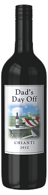 Father's Day, Dad's, Day Off, Need a Break, Italian Wine