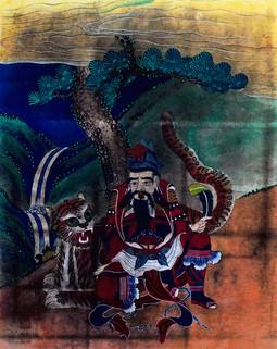 산신도 (山神圖)