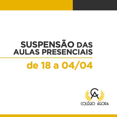 Conselho de Educação de Goiás estende prazo de suspensão até 04 de abril