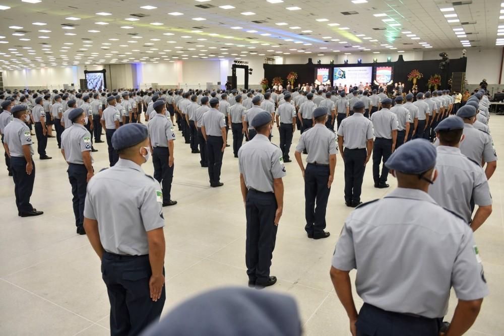 Polícia Militar forma mais de mil soldados no Rio Grande do Norte
