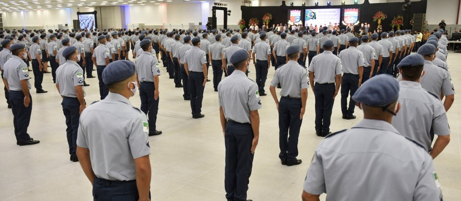 Polícia Militar do Rio Grande do Norte forma mais de mil soldados