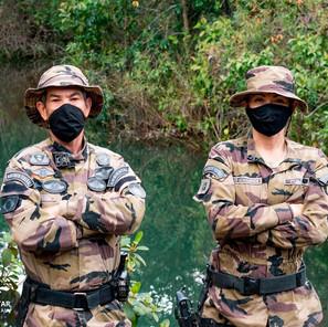 Batalhão de Polícia Militar Ambiental (BPMA) do DF completa 33 anos