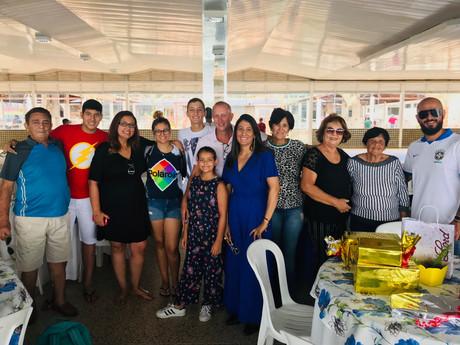 Feijoada dos Pais reúne associados e familiares
