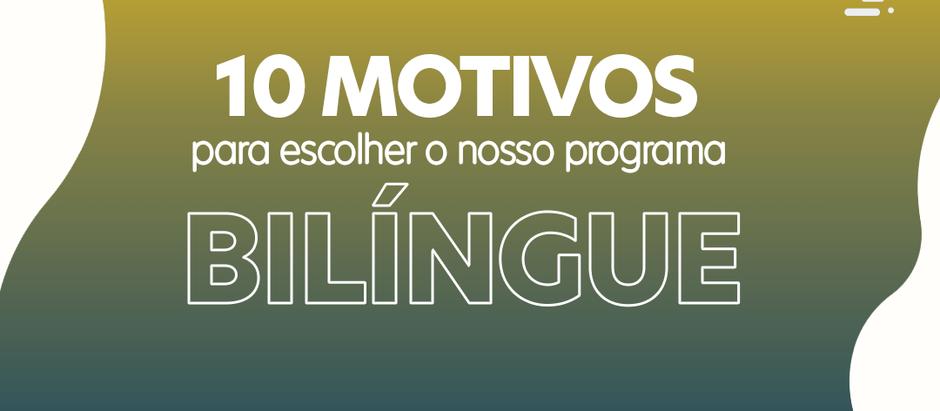 O programa Bilíngue do Ágora é uma grande oportunidade com inúmeros benefícios, conheça alguns deles