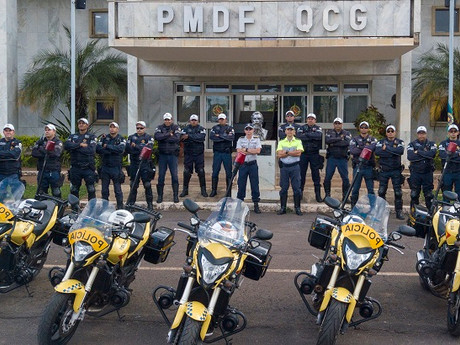 Você conhece os Motociclistas do BPRv?