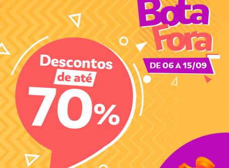 BOTA FORA do Sobradinho Shopping COMEÇA HOJE!