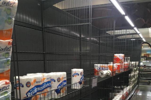 Venda de produtos alimentícios, de higiene e proteção passa a ter limites individuais