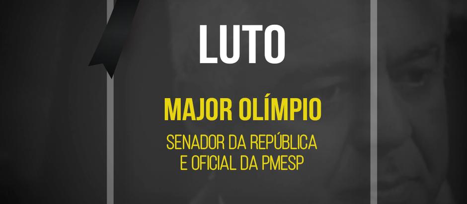 Major Olímpio morre vítima da covid-19
