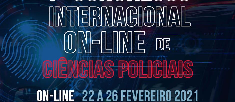 Está chegando o nosso Congresso Internacional de Ciências Policiais, veja o programa e inscreva-se