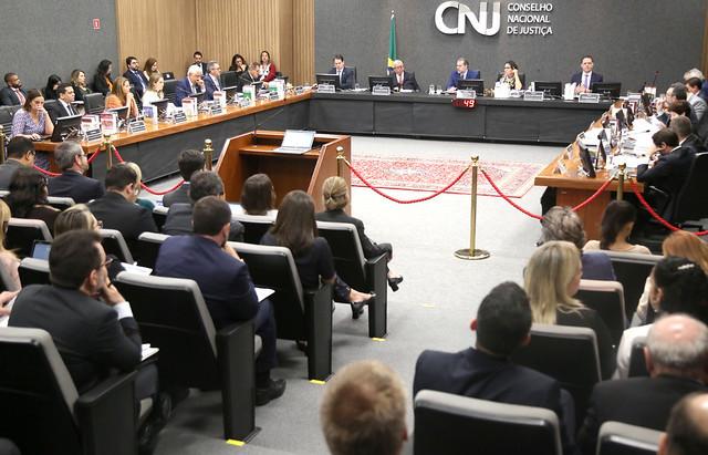 No CNJ relator apresenta seu voto sobre TCO