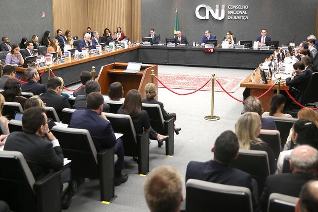 CNJ realiza sessão sobre TCO