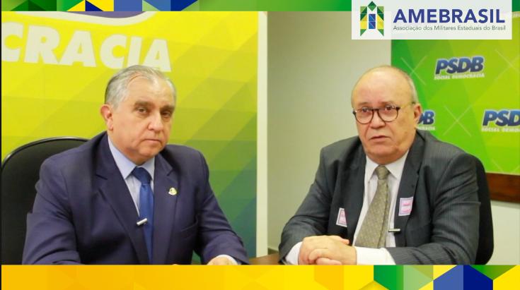 TV AMEBRASIL entrevista Senador Izalci Lucas
