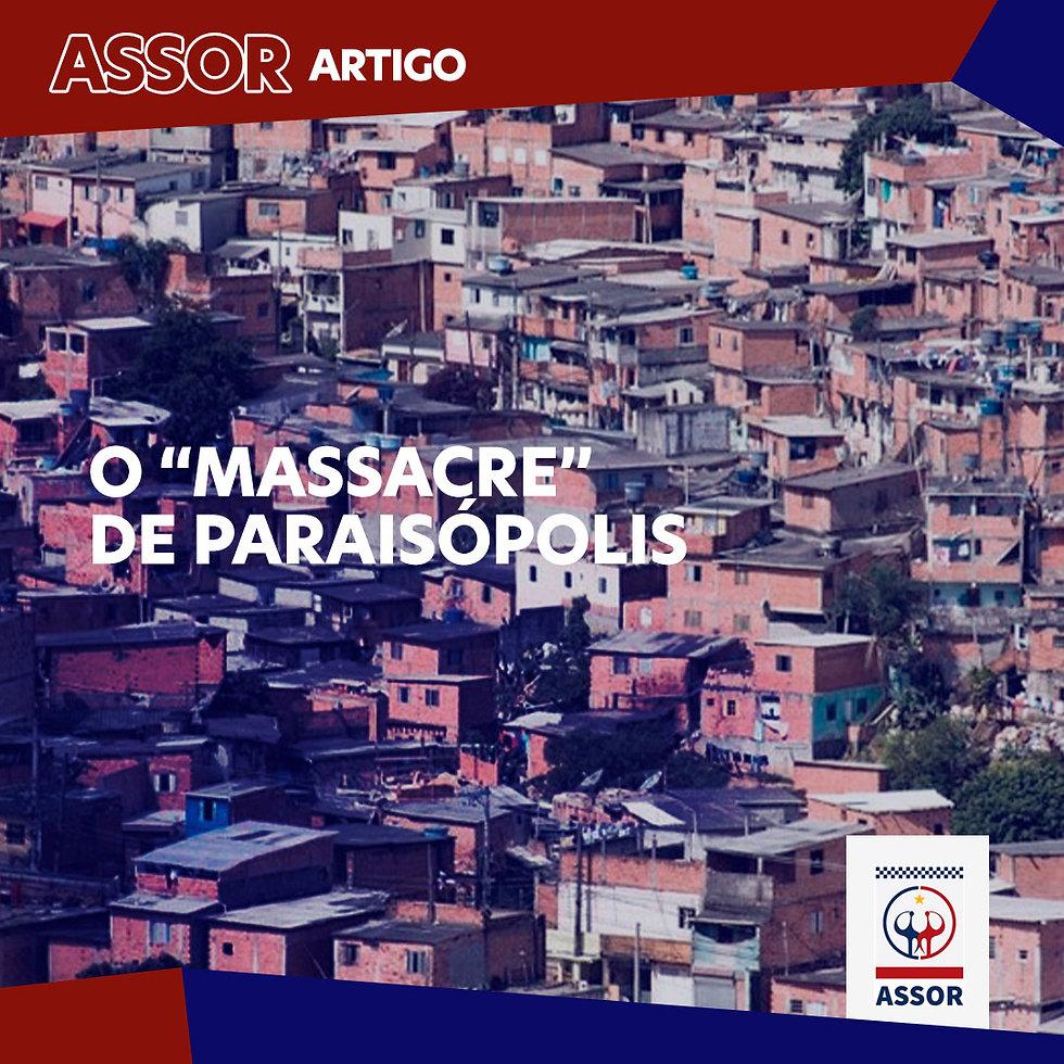 """O """"Massacre"""" de Paraisópolis"""