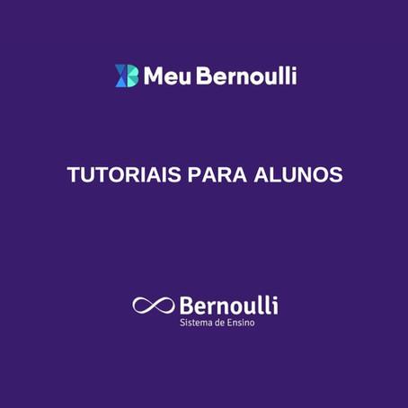 Como usar o Meu Bernoulli? Veja o tutorial.