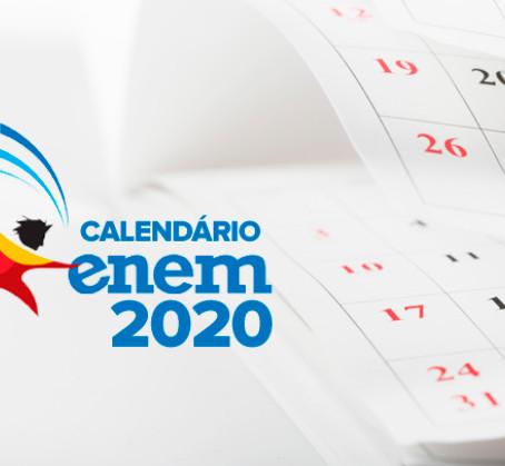 Inscrições para o Enem 2020 se iniciam a partir de 11 maio