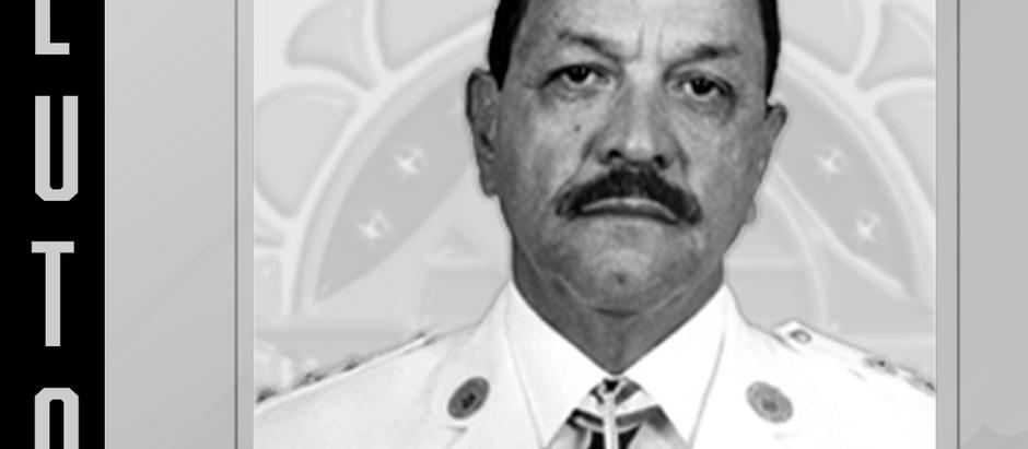 Morre ex-comandante geral da PMDF, Cel Edes Costa