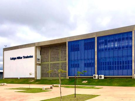 Processo seletivo do Colégio Militar Tiradentes termina dia 12 de julho