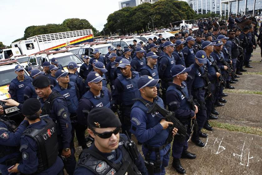AMEBRASIL debate a segurança Pública no DF