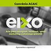A Agência EIXO oferece um pacote de criação de artes, contendo:   - arte (peça visual digital) para instagram, facebook do cliente  - arte para email marketing e o blog do site da ACAIC, que também pode ser usada para compartilhamento em grupos de whatsapp.  Valor deste pacote para associados: R$ 180,00.