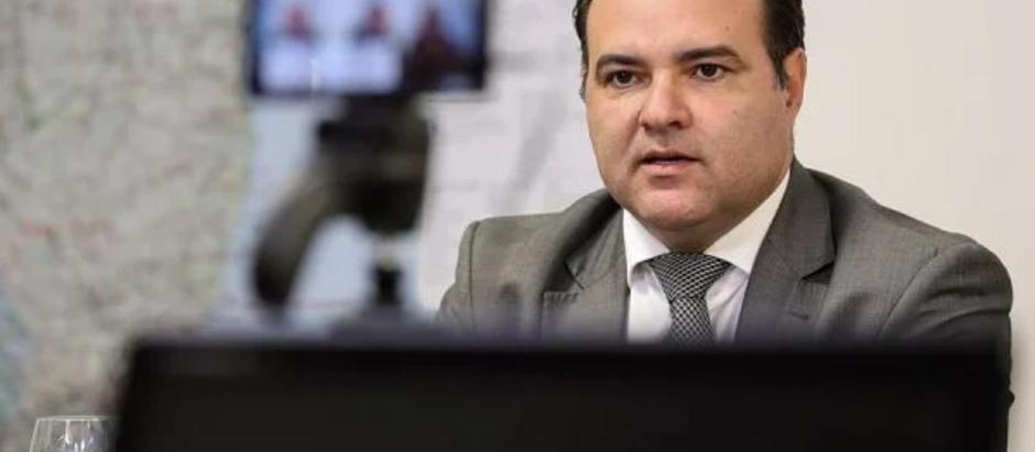 Comissão de Assuntos Econômicos do Senado aprova Jorge Oliveira. Indicação segue para o plenário.