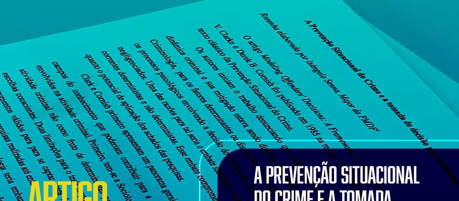 Major Isângelo Senna da PMDF é o autor do Artigo da Semana