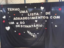 Campanha Casacos Escola Munic. Eduardo Paiva