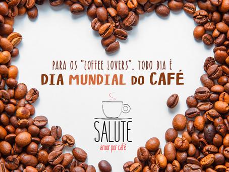 14 de abril é o Dia Mundial do Café