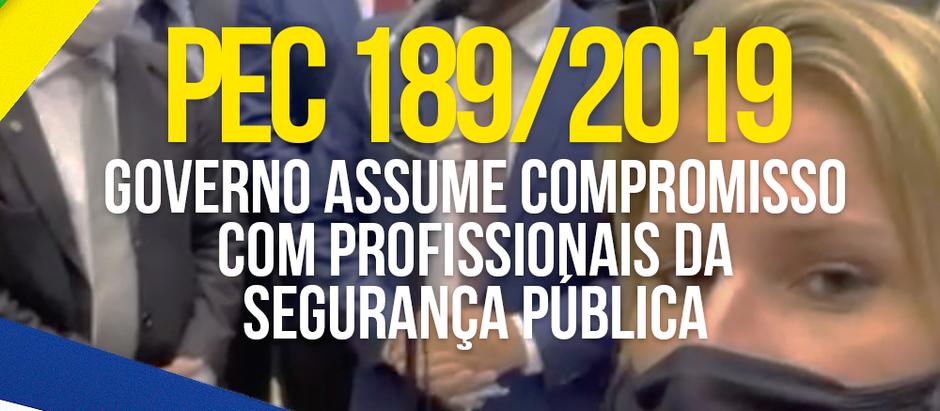 Vídeo que circula nas redes mostra momento em que o relator da PEC reafirma o compromisso do governo