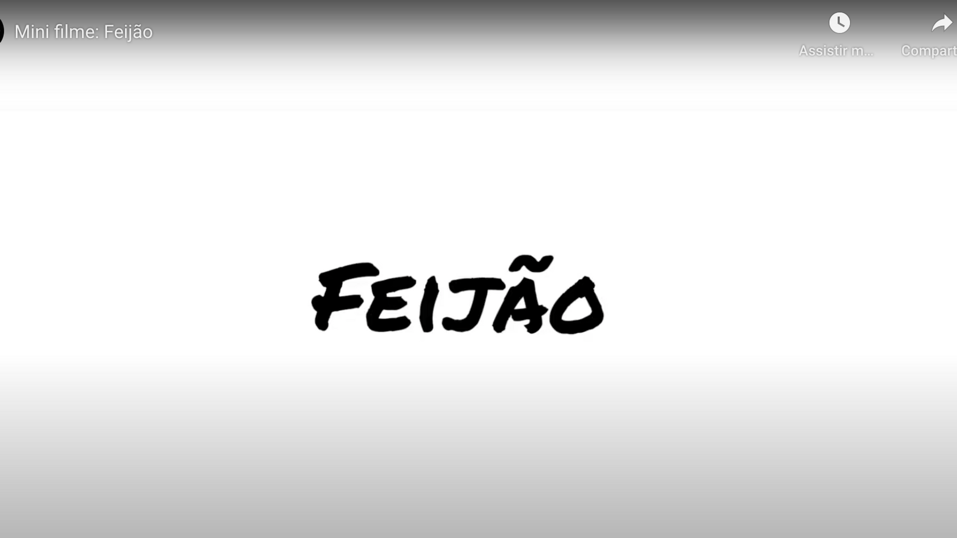 Feijão