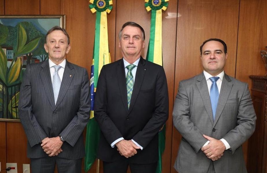 Major da PMDF assume cargo de Secretário-Geral da Presidência