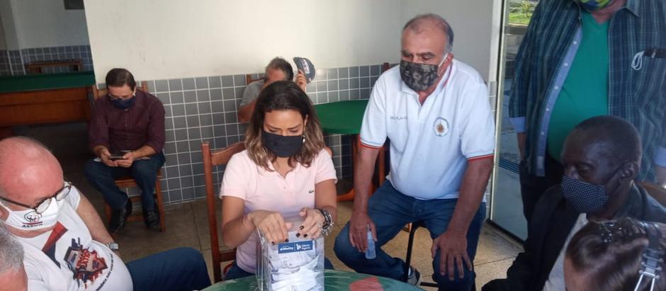 Chapa presidida pelo Cel. Wellington Corsino ganha eleição da ASSOR/DF
