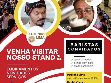 Salute Café Promove Apresentações no Stand ASTORIA durante a FISPAL2019