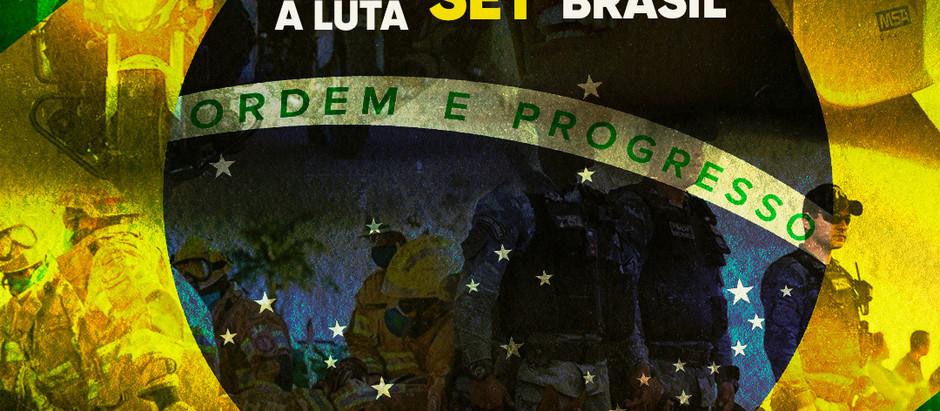 Parabéns Pátria Amada, Parabéns Brasil