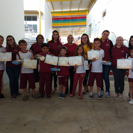 Maratona Literária e Ação junto à Biblioteca ensinam o valor da doação