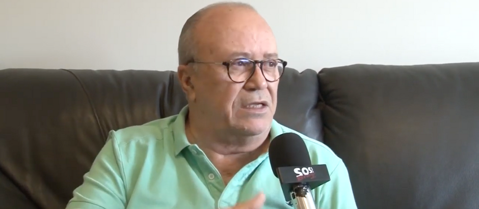 SOS Brasília entrevista Cel. Wellington, Presidente da AMEBRASIL, sobre proposta de reajuste do GDF