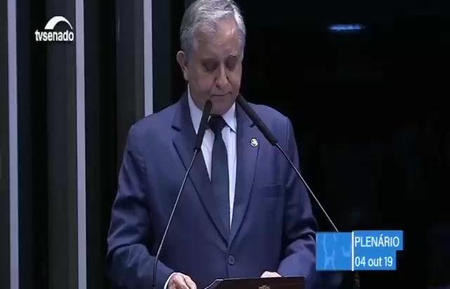 Senador Izalci pede para relatar  PL.1645 e aponta distorção que causa prejuízos para PM/BMs do DF