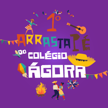 1º ARRASTAPÉ do COLÉGIO ÁGORA