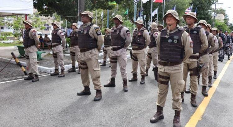 Liminar suspende cobrança de contribuição previdenciária de policiais militares e bombeiros da BA
