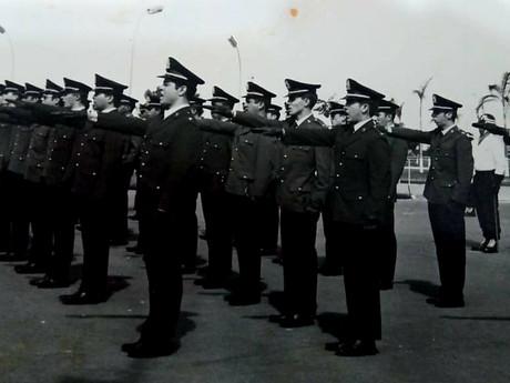 Parabenizamos a turma Ralph Velleda e o início da Polícia Militar no DF