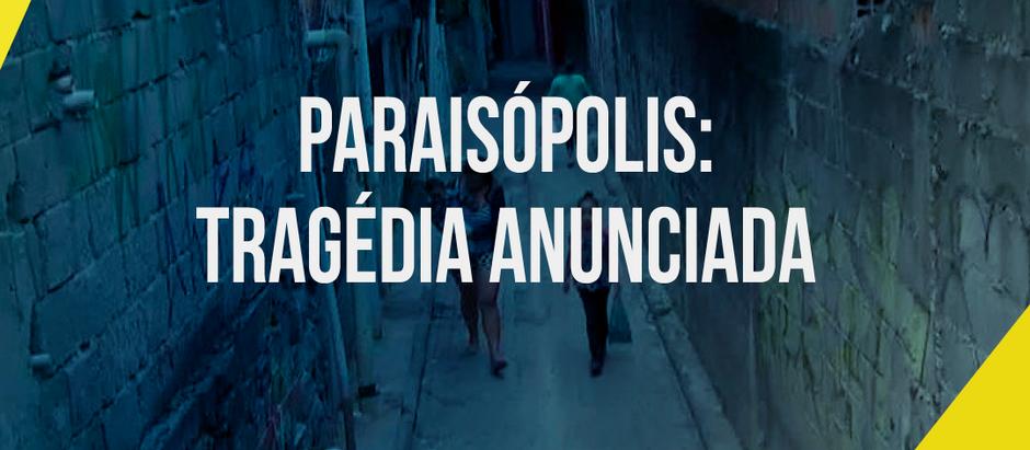 AMEBRASIL: Nota sobre Paraisópolis, uma tragédia anunciada
