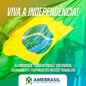 Viva a Independência!
