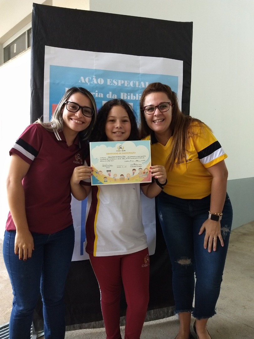 Maratona Literária Colégio Ágora